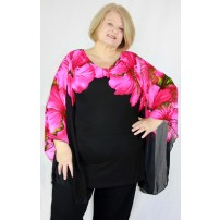 Hawaiian Cowl Tunic